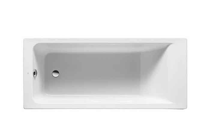 Ванна Roca Easy 170x70 ZRU9302905 без гидромассажа акрил
