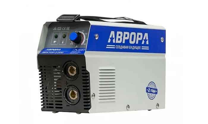 Сварочный аппарат инверторного типа Aurora Вектор 2200 MMA