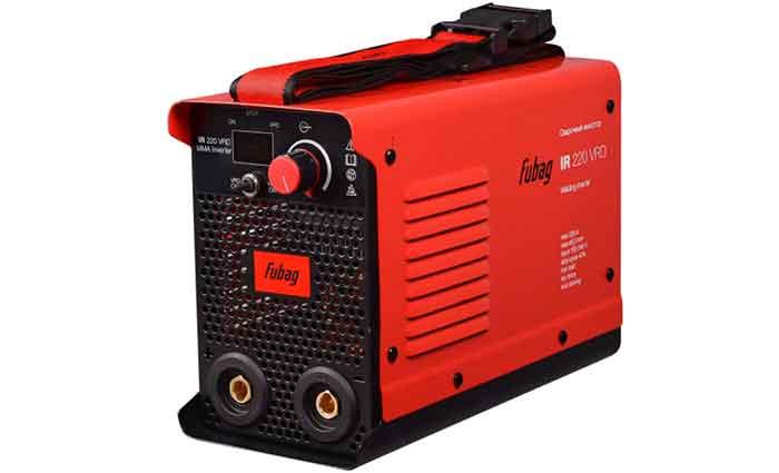 Сварочный аппарат инверторного типа Fubag IR 220 VRD 31405 MMA