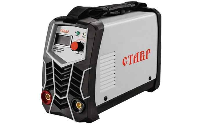 Сварочный аппарат инверторного типа СТАВР САИ-220Э MMA