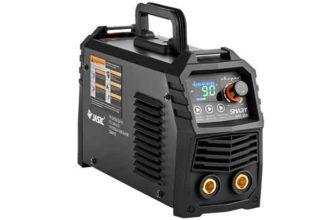 Сварочный аппарат инверторного типа Сварог REAL SMART ARC 200 (Z28303) BLACK TIG, MMA