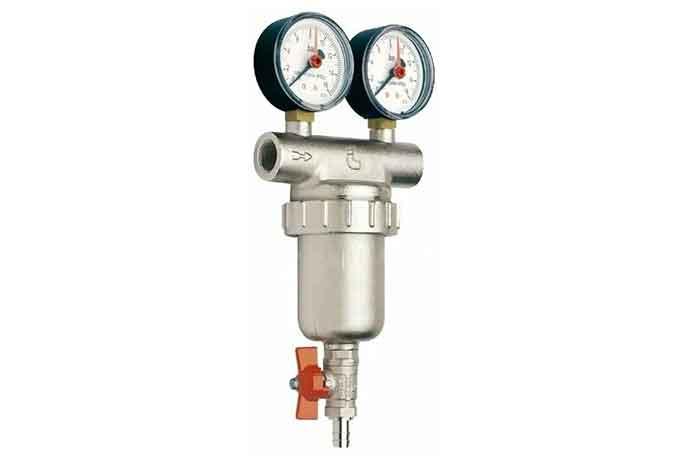 Фильтр механической очистки ITAP 189 муфтовый (ВР/ВР), латунь, со сливом