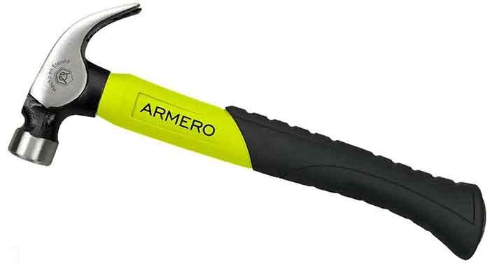 Молоток столярный Armero A630/245