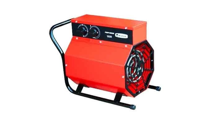 Электрическая тепловая пушка Hintek Prof 03220 без горелки (3 кВт)