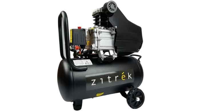 Компрессор масляный Zitrek Z3K320/24, 24 л, 1.8 кВт