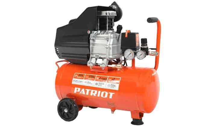 Компрессор масляный PATRIOT Euro 24-240, 24 л, 1.5 кВт