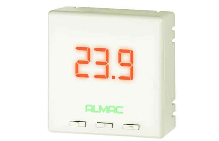 Накладной терморегулятор Almac IMA