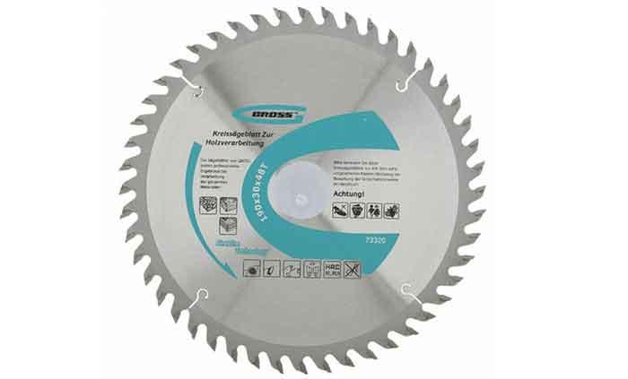 Пильный диск Gross 73320 190х30 мм