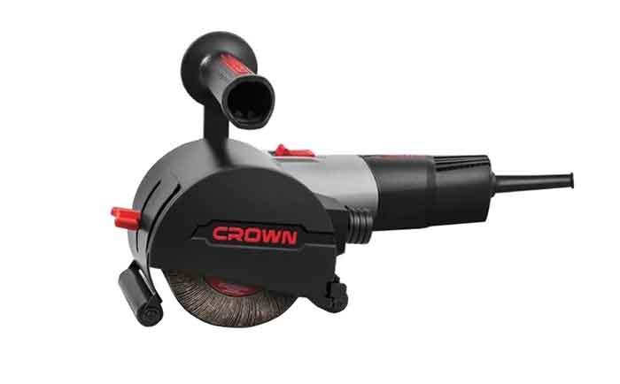 Щеточная шлифмашина CROWN CT13551-110RSV