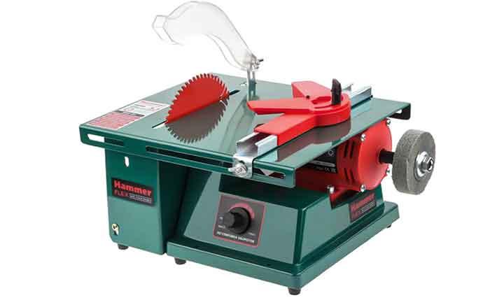 Распиловочный станок Hammer MFS900 142-006, 900 Вт