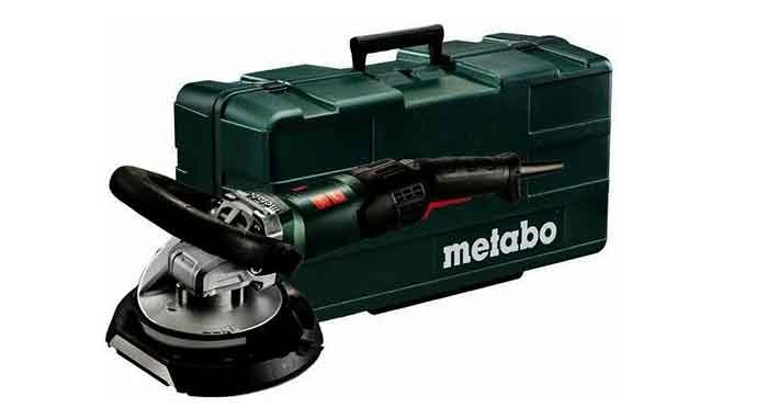Шлифователь по штукатурке Metabo RFEV 19-125 RT